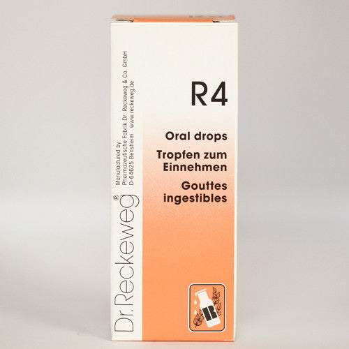 Dr. Reckeweg R4 - Drops, 50ml (Diarrhoea)