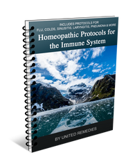 BOOK: Homeopathic Protocols for the Immune System by United Remedies