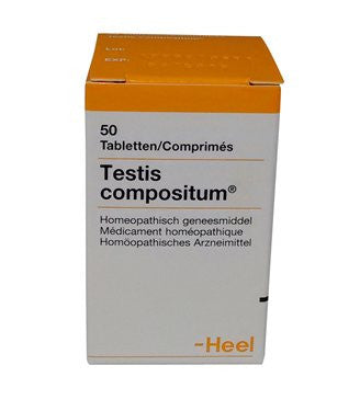 Testis Compositum - Tablets
