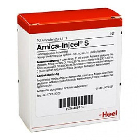 Arnica Injeel Ampoules