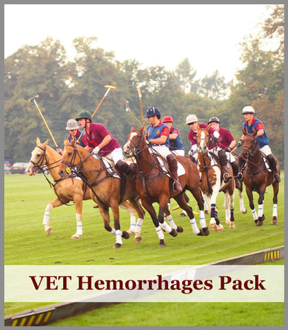 VET Hemorrhages Ampoules Package