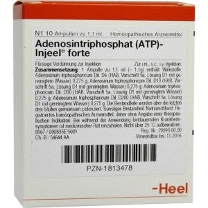 Adenosintriphosphate Injeel FORTE ( ATP ) Ampoules