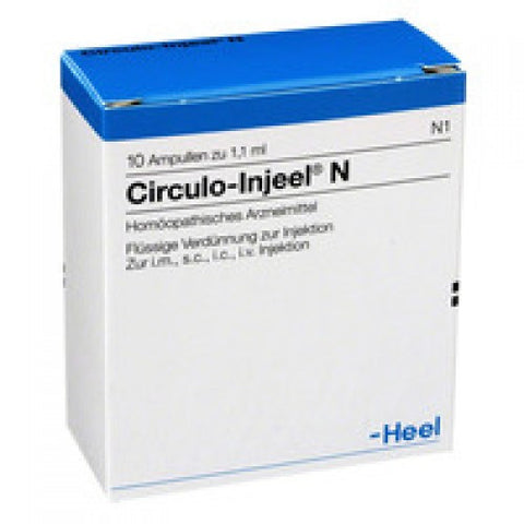 Circulo-Injeel Ampoules