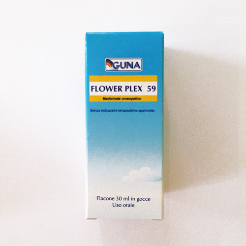 Guna Flower Plex 59 (Letting Go) - Drops