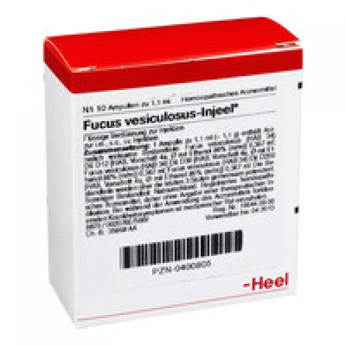 Fucus Vesiculosis Injeel - Ampoules