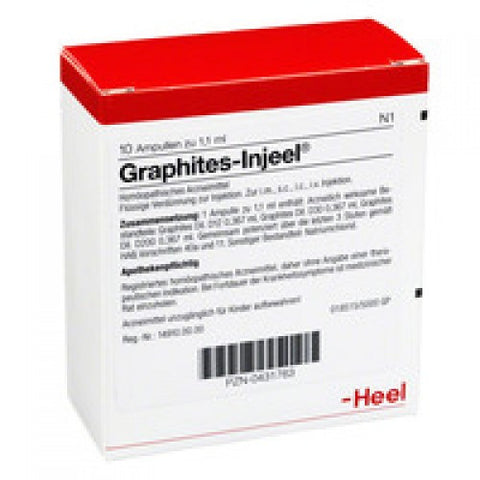 Graphites Injeel - Ampoules