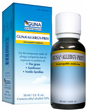 Guna Allergy Prev - Drops
