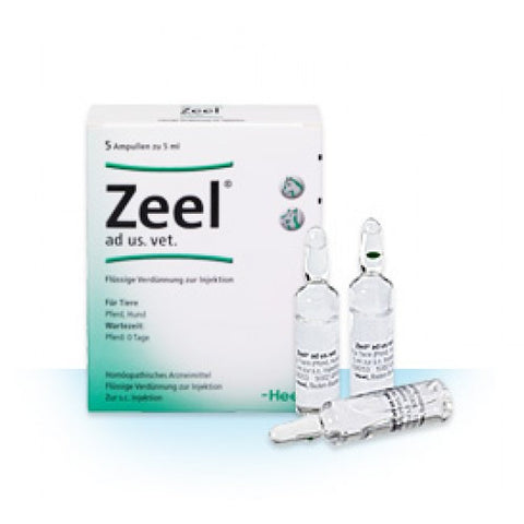 Zeel T Injection Solution - 5ml