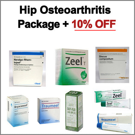 Hip Osteoarthritis - Package