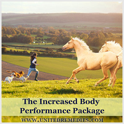 Increased Body Performance - Pack