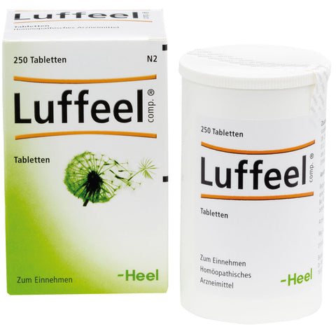 Luffa Compositum - Tablets