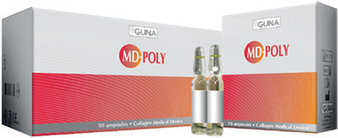 Guna MD Poly - Ampoules