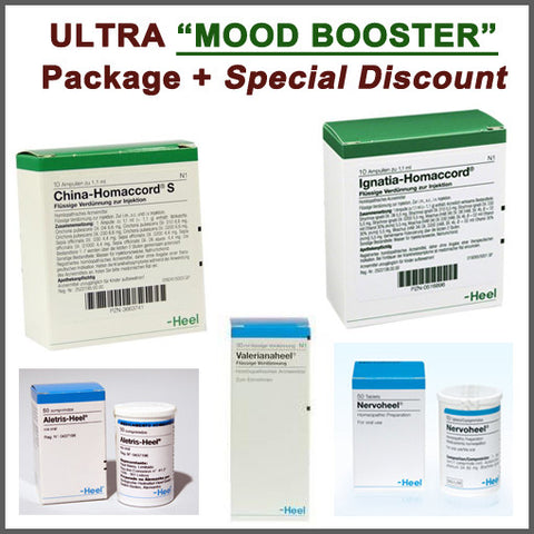 Ultra Mood Booster Package