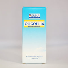 Guna Oligoel 16 (Copper - Gold - Silver) - Drops