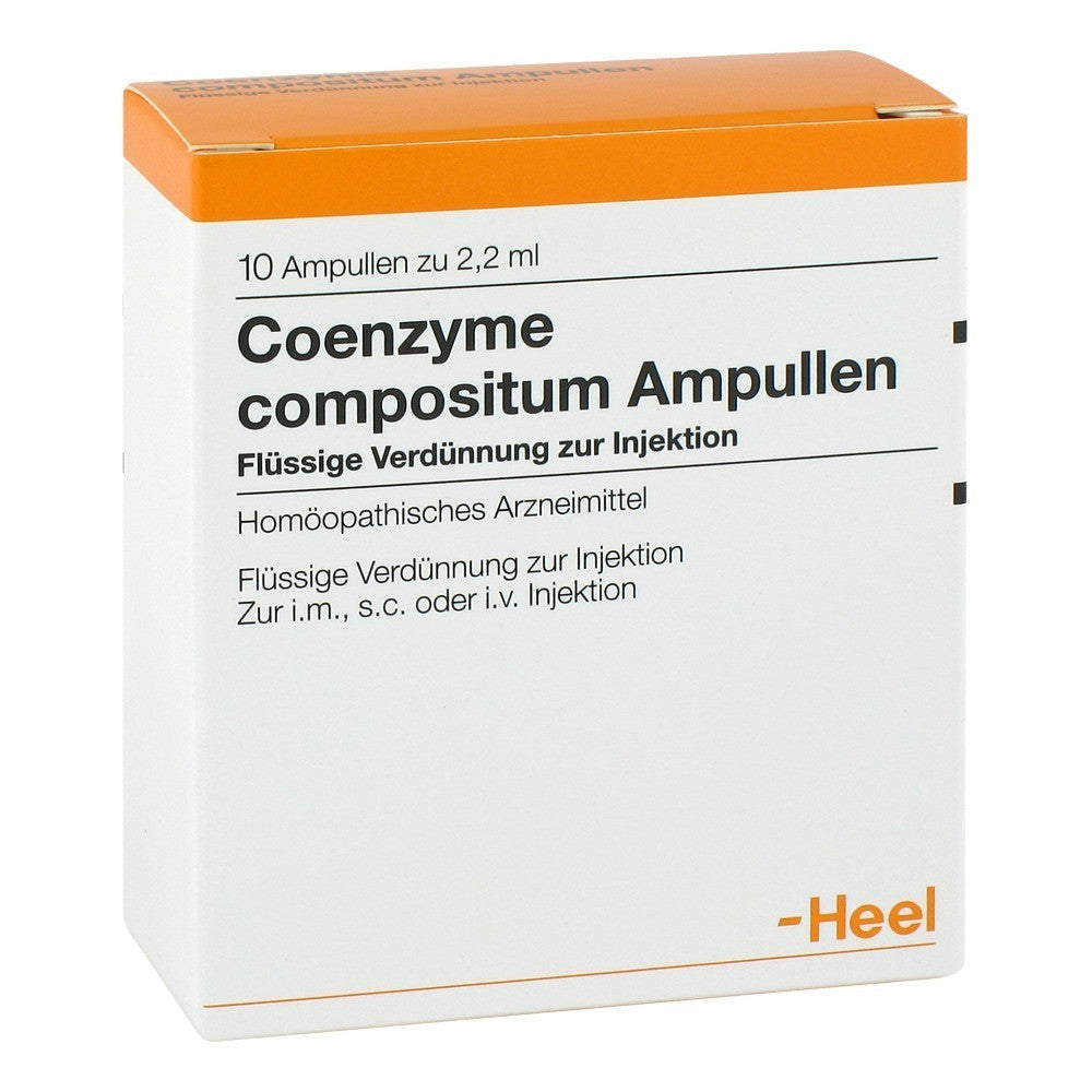 Coenzyme Compositum - Ampoules