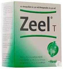 Zeel T Injection Solution - Human