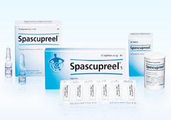 Spascupreel - Tablets