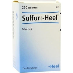 Sulfurheel Tablets