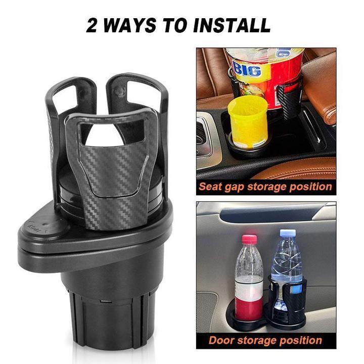 [Big sales 60% Off] Multifunctional Vehicle-mounted Water Cup Drink Holder