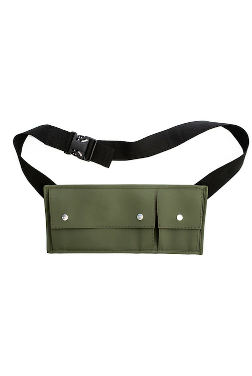 Rains - Cross Body Bag Green