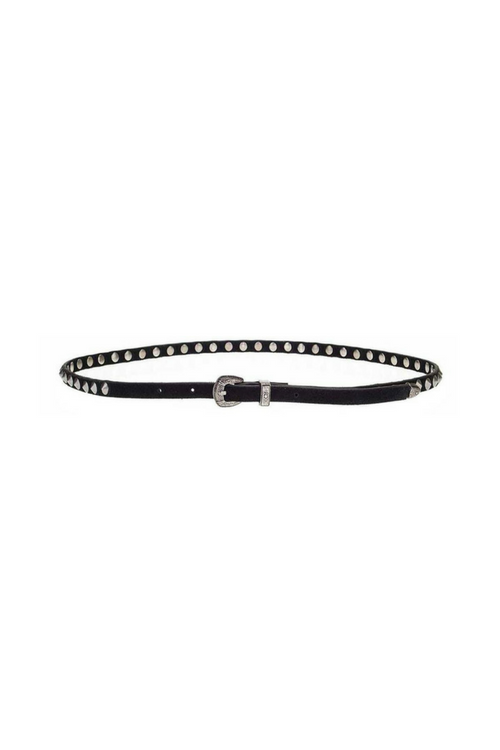 Lovestrength - Skinny stud belt