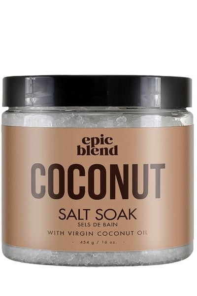 Epic Blend - Coconut Salt Soak