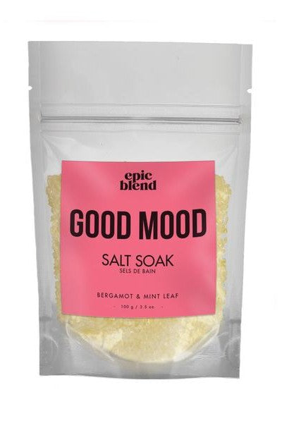Epic Blend - Good Mood Salt Soak 3.5oz