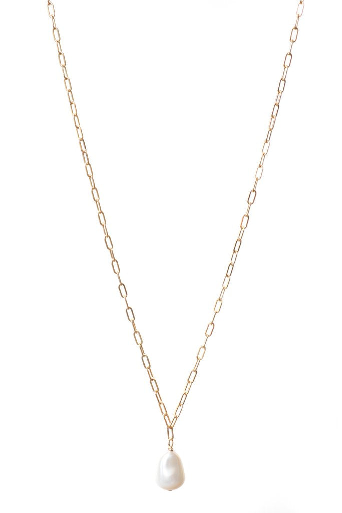Lisbeth - Rosie Necklace Gold