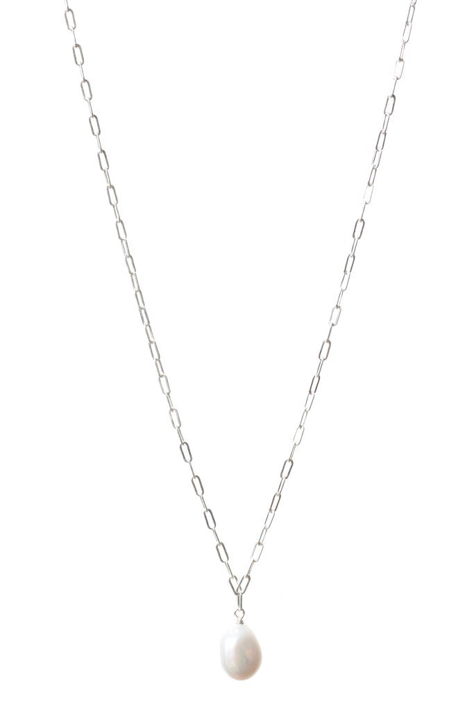 Lisbeth - Rosie Necklace Silver