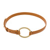 Sancia - Manou Belt in Cognac