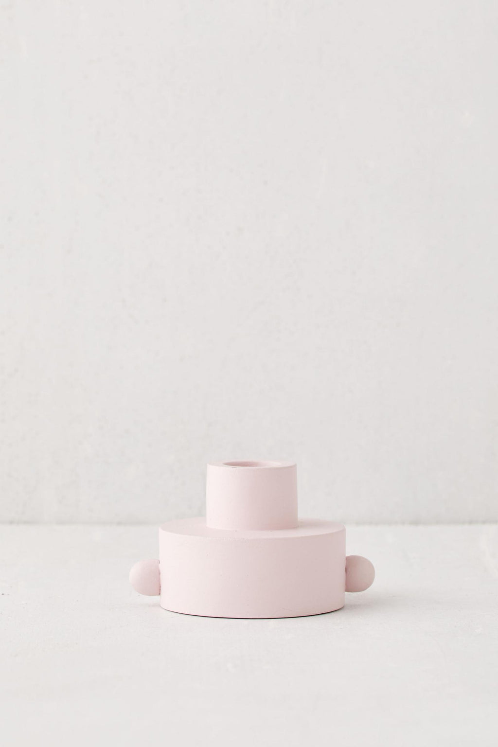 Candle Holder - Pink