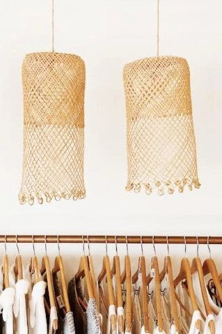 Hemp String Bag - Natural
