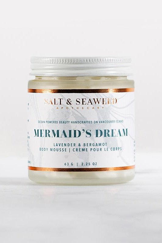 Mermaid's Dream Body Mousse