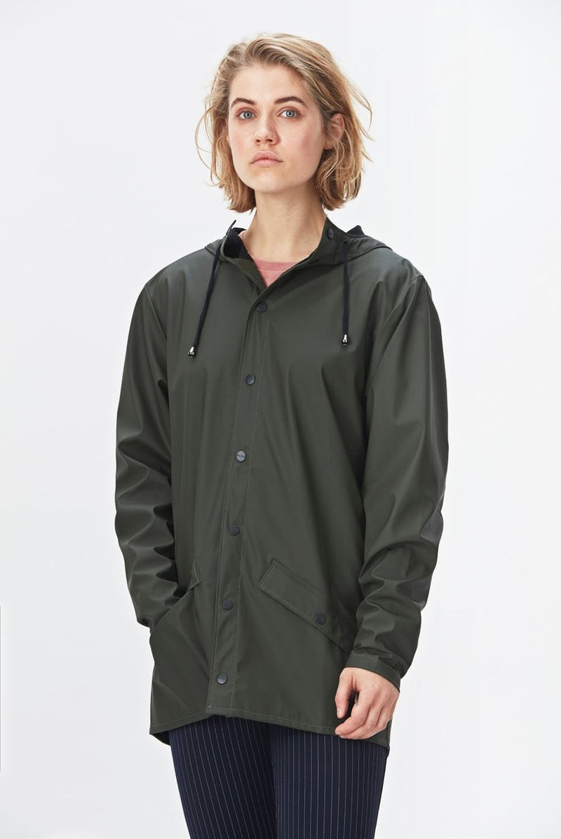 Rains - Jacket Green