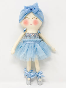 Blue Hope Doll