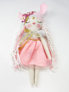 Merry The Fairy (Pink)