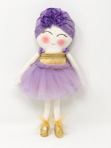 Lilac Hope Doll
