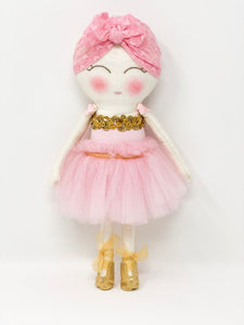 Pink Hope Doll