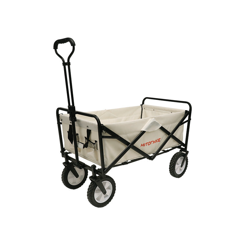 Hitorhike new arrival outdoor garden camping foldable trolley camping cart