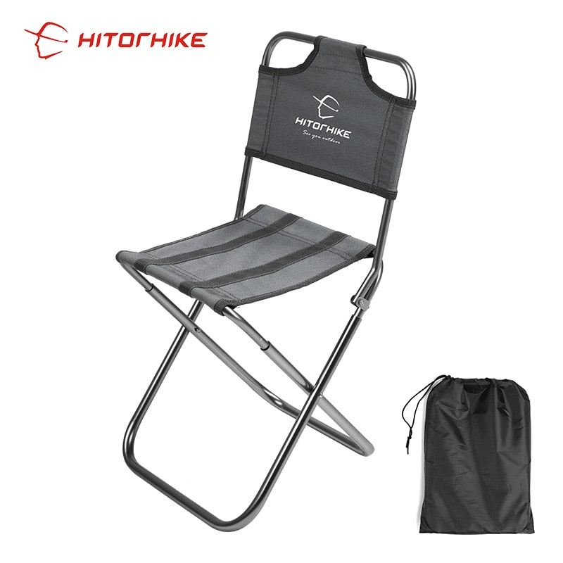 Light Outdoor Fishing Chair by Strong Aluminum Alloy Nylon Camouflage Folding Small Size Chair Camping Hiking Chair Seat Stool