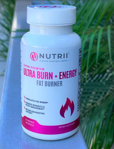 Ultra Burn + Energy Fat Burner
