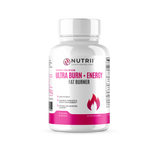Buy 3, Get 1 FREE / Super Premium ULTRA BURN + ENERGY (Vegan)