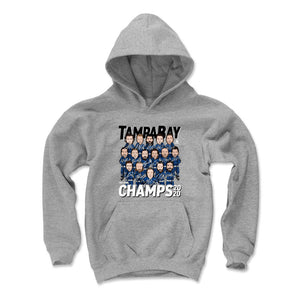 Tampa Bay Kids Youth Hoodie | 500 LEVEL