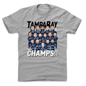 Tampa Bay Men's Cotton T-Shirt | 500 LEVEL