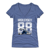Andrei Vasilevskiy Women's V-Neck T-Shirt | 500 LEVEL