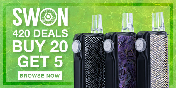 Wholesale product deals for the Swon vaporizer