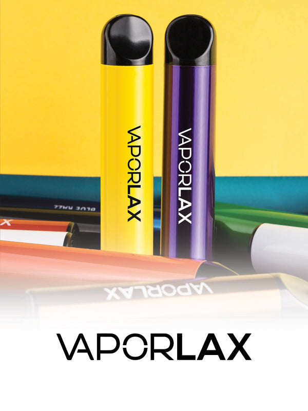 Download Images for VaporLax Disposable Vapes