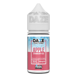 Apple Strawberry Iced 30mL
