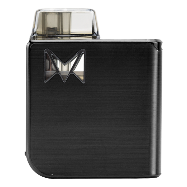 Available here in Black Metal, the Mipod Pro is a highly favored pod vape by local vape shops