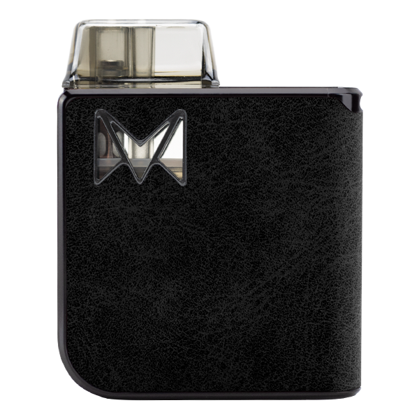 Seen here in Black Suede, the Mipod PRO is a next-level vape starter kit, favored by local vape shops
